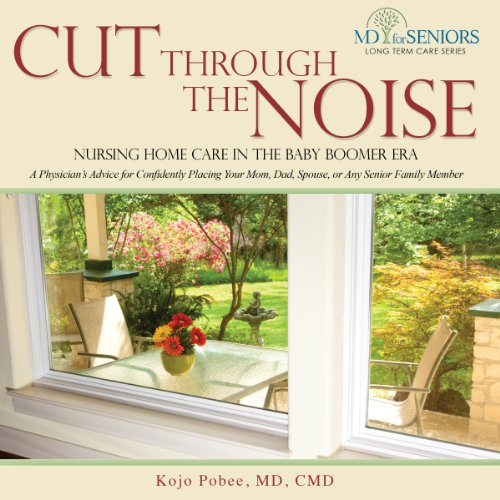 Cut Through the Noise audiobook cover art
