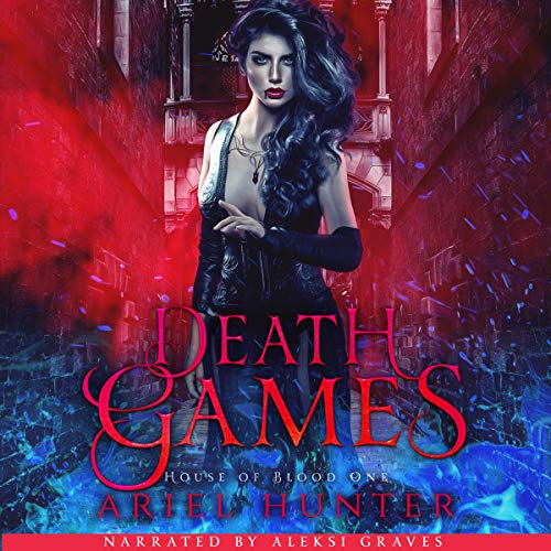 Death Games (A New Immortals Universe Novel) cover art