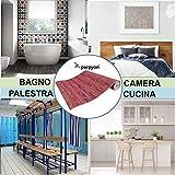 Garage Palestra per Bobina Carta Asciugamani monouso parpyon/® Portarotolo Industriale a Muro Porta Asciugamani Bagno per rotoloni asciugatutto Ideale in Cucina