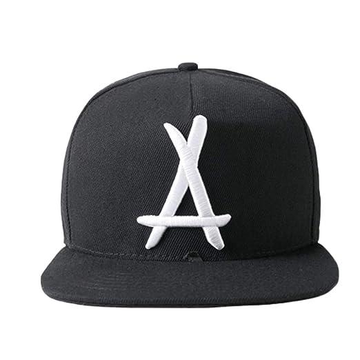 Light Gray Sannysis Fashion Unisex Plain Snapback Hip-Hop Adjustable Baseball Cap