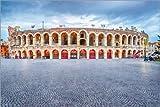 Poster 30 x 20 cm: Arena von Verona von Editors Choice -