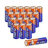 PKCELL LR1 Alkaline Battery 1.5V N E90, Long Lasting, All-Purpose N Battery for Household and Business- 20Count