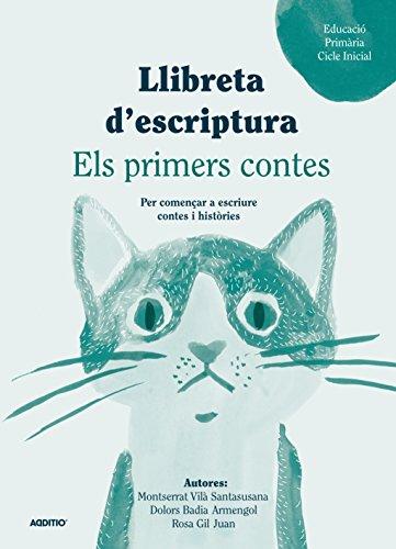Additio R001 - Libreta de Redacciones para Primer ciclo de primaria (catalán),...