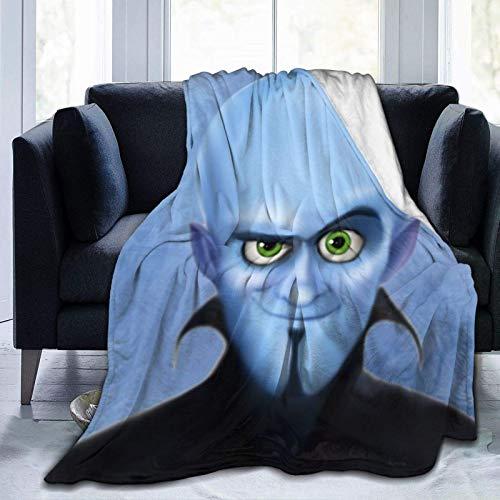 M-EGA-Min-D - Manta de microfibra ultrasuave para sofá cama, sofá para todas las estaciones, peso ligero, para sala de estar/dormitorio, cálida, 152,4 cm x 50