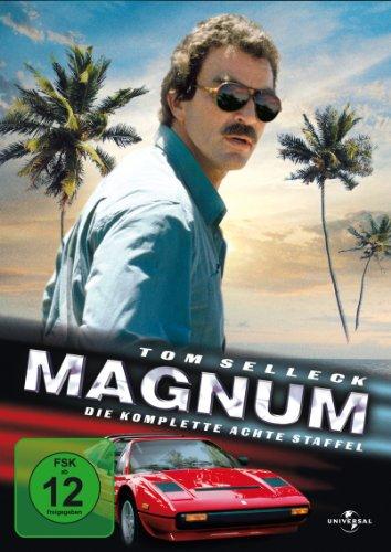 Magnum - Die komplette achte Staffel [3 DVDs]