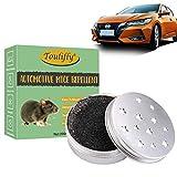 Toulifly Repelente Ratones,Repelente de Ratones para Coche,Repelente de Ratones,Repelente Ratones Coche,Repelente Ratones Interior,para Coche,Camión,Garaje