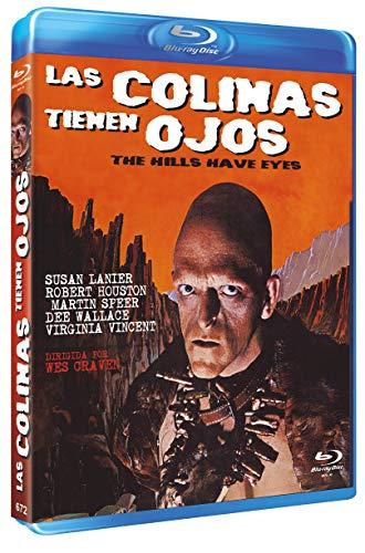 Las Colinas Tienen Ojos BDr The Hills Have Eyes [Blu-ray]