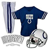 Franklin Sports Indianapolis Colts Kids Football Uniform Set - NFL Youth...