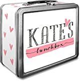 Personalized Metal Lunch Box (Scribble Name)