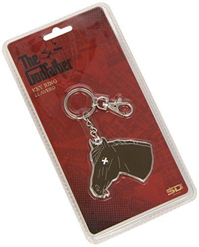 SD Toys - Llavero mosquetón cabeza de caballo (SDTPAR02177)