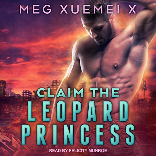 Claim the Leopard Princess audiobook cover art