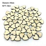 20 piezas botones de madera para manualidades scrapbooking accesorios decorativos botones de madera para manualidades