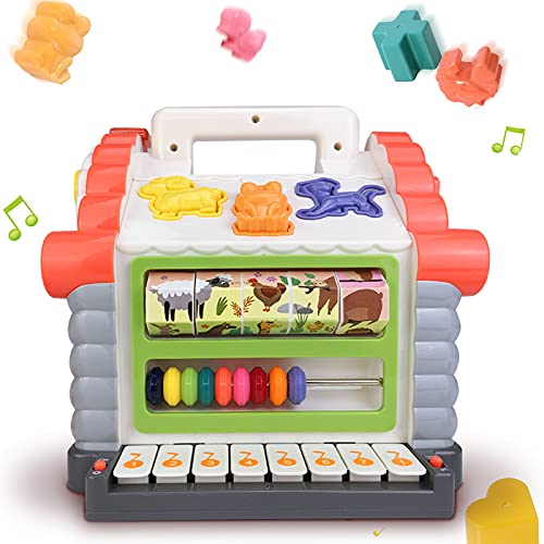 Early Education 1 Year Olds Baby Toy Multifunctional Musical Activity play...