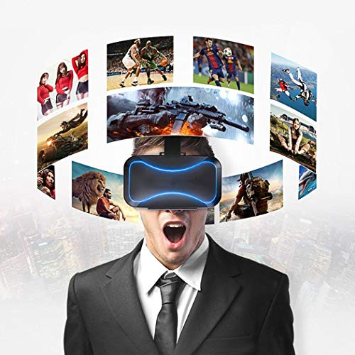 Why Choose LEANO Digital Virtual Reality 3D VR Glasses VR Head-Mounted for Movie Game Video 3D Glass...
