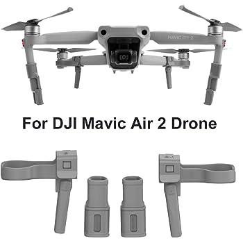 2 Pack Propeller Holder Stabilizer Rise Your Mavic Air2 50MM Landing Gear Extensions for DJI Mavic Air 2 Landing Leg Supportor for Mavic Air 2 Drone Accessories 1.97 -