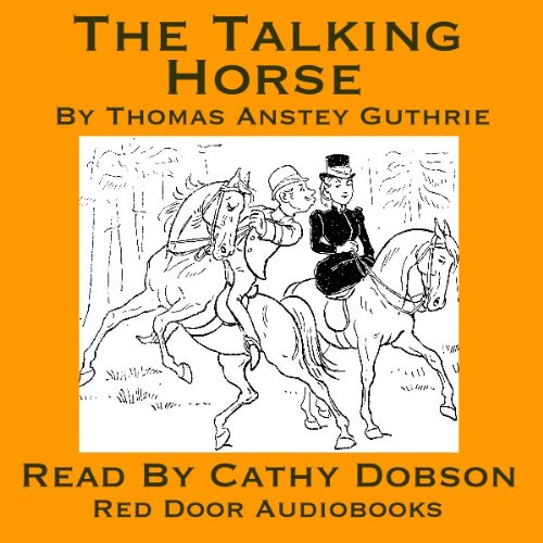 The Talking Horse audiobook cover art