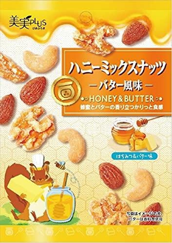 福楽得 ハニーミックスナッツバター風味 35g×5袋