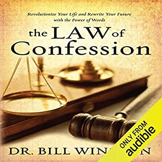 Law of Confession audiobook cover art