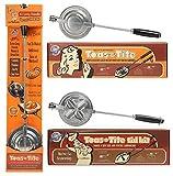 Toas-Tite Pie Iron 3 Pack