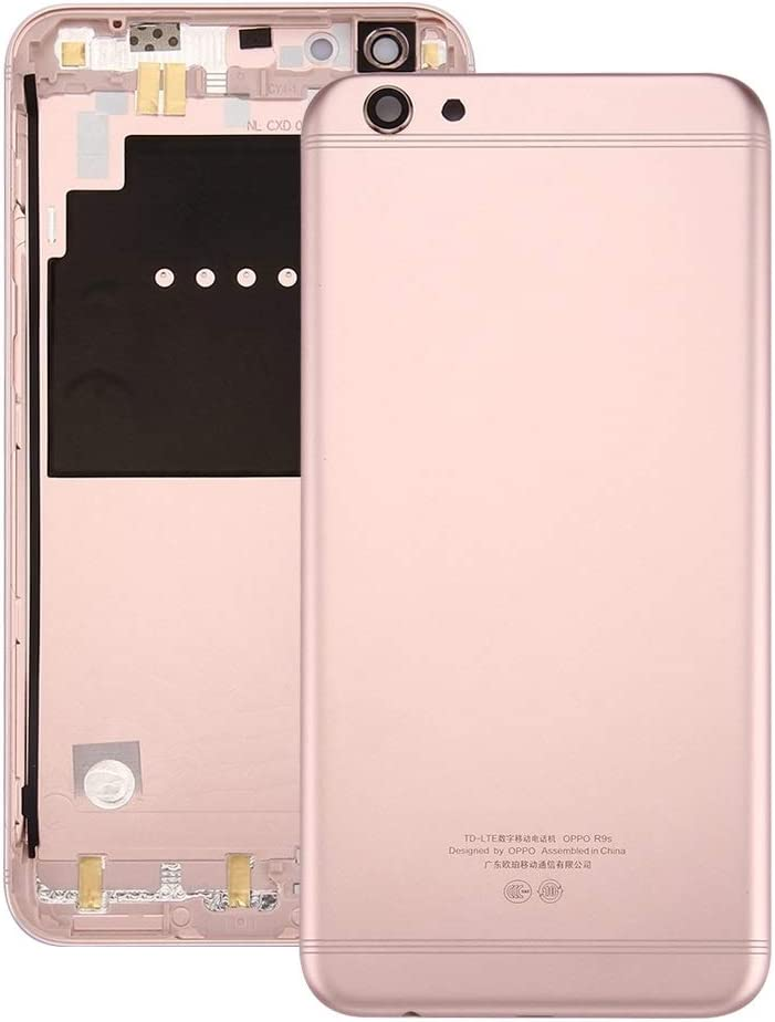 Dmtrab Battery Outlet ☆ Free Shipping Sales for sale Back Cover Oppo : Gold Color R9s Rose