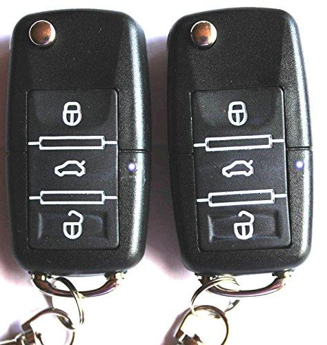 Plug & Play Funkfernbedienung Zentralverriegelung Klappschlüssel für VW Modelle (5)