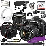 Nikon D780 FX-Format Digital SLR Camera with NIKKOR 24-120mm f/4G ED VR Lens + Video Creator Bundle