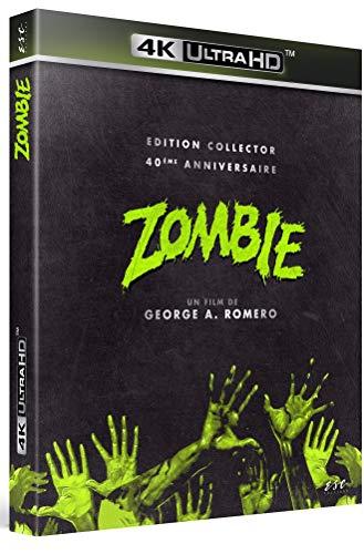 Zombie - Dawn of the Dead [4K Ultra HD] [4K Ultra HD + Copie digitale]
