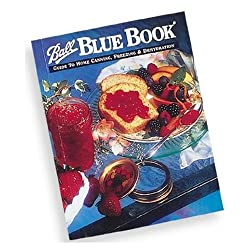 Book Review: Ball Blue Book Guide to Preserving