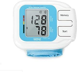 Life HS Muñeca Digital automático esfigmomanómetro Cuidado en el hogar electrónica presión Arterial Pulsera Salud automática monitorización del Ritmo cardíaco