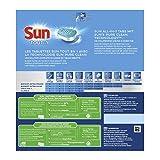 Sun Tablettes Lave-Vaisselle Tout-En-1 Action Intégrale Standard Fabriqué en France 156 Lavages (Lot de 3x52 Tablettes)