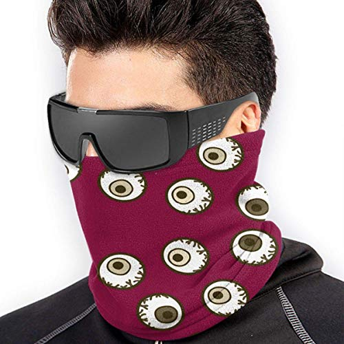 Aap liefde banaan hoofddeksels nek Warmer Gaiter voor mannen, masker zon UV stofbeschermer voor koud weer, outdoor camping, hardlopen