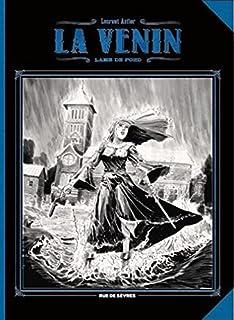 Venin - tome 2 - lame de fond (grand format) (noir et blanc) (La)
