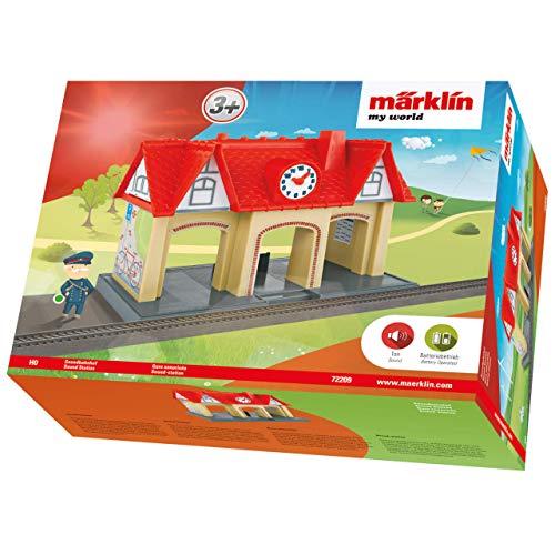 Märklin my world 72209 - Soundbahnhof, Spur H0