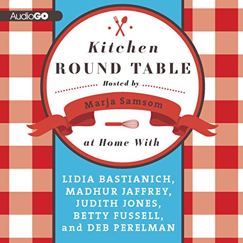 Kitchen Round Table audiobook cover art