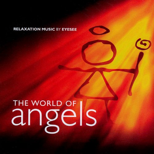 The World of Angels audiobook cover art