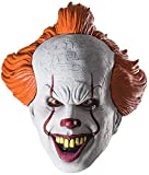 It Mask Pennywise Scary Clown–Halloween Masks for Adult Men Women Horror Joker Full Face Cosplay Costume Party Prop