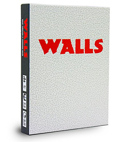 So Way Totally Awesome Games Walls - Race Through A Changing Maze; A Family Maze Board Game