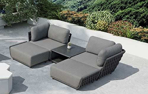 meinGarten Loungegruppe Club Auswahl Set...