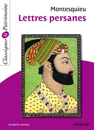 Lettres persanes - Classiques et Patrimoine (2013)