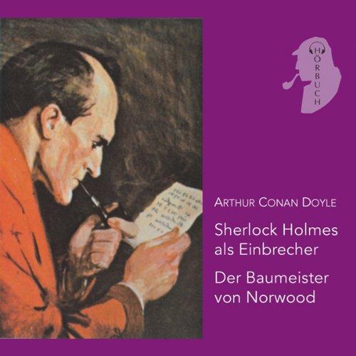 Sherlock Holmes als Einbrecher cover art