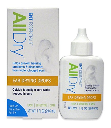 ENT Essentials All Dry Ear Drying Drops, 1 Fluid Ounce