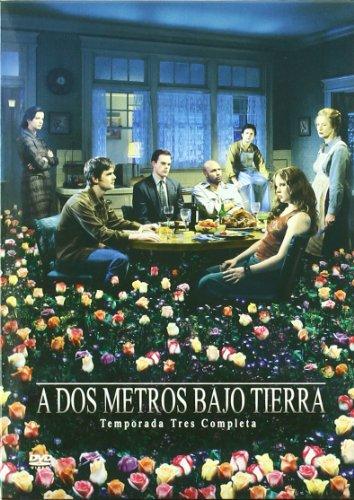 A Dos Metros Bajo Tierra Temporada 3 [DVD]