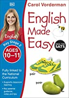 English Made Easy, Ages 10-11 (Key Stage 2): Supports the National Curriculum, English Exercise Book (Made Easy Workbooks)