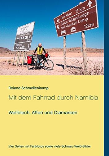 Mit dem Fahrrad durch Namibia: Wellblech, Affen und Diamanten