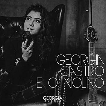 Georgia Castro e o Violão