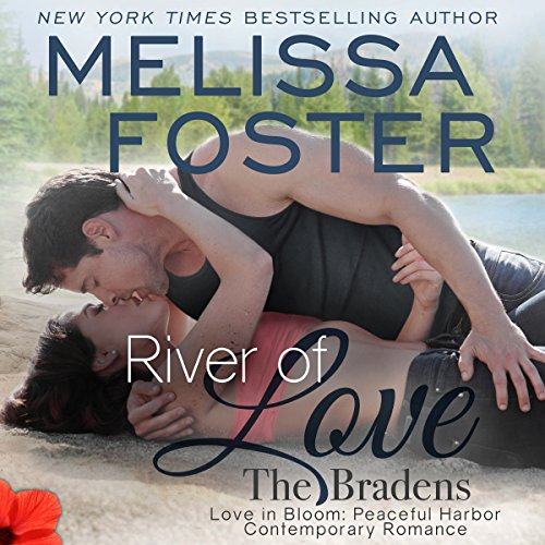 River of Love audiobook cover art