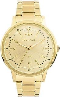 81f61cdaab2 Relógio Technos Elegance St. Moritz Feminino Analógico 2035MFN 4D