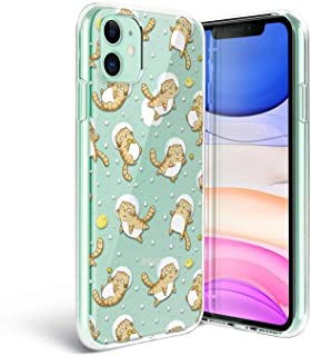 Mertak iPhone Case 7 Apple X XR XS Max Space Cat 6s SE Cute 6 7 8 Plus 11 Pro Fat Kitten Samsung Galaxy S10 S9 S8 Plus Cosmos Note 9 8 Stars Note 10 Plus A80 A50 Google Pixel 3A XL LG G8 G7 K50 mdp32
