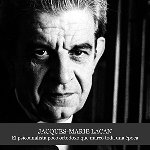 Jacques-Marie Lacan audiobook cover art