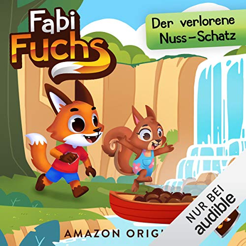 Couverture de Fabi Fuchs und der verlorene Nuss-Schatz